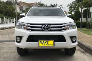 렌터카 NEW Toyota Hilux (17-18) - photo 2