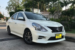 렌터카 NEW Nissan Almera (18-19) - photo 1